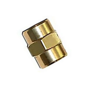 Propane 1/4 FNPT to 1/4 FNPT Coupling / Fitting - 1/4 FNPT to 1/4 FNPT Coupling / Fitting for Gas/Propane etc. All Brass. Price/Each.
