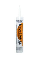 Novalink SL Self Leveling Sealant, GRAY,  10.1 Oz Tube.