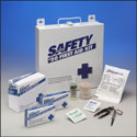 50 Person First AID Kit, Ansi Standard