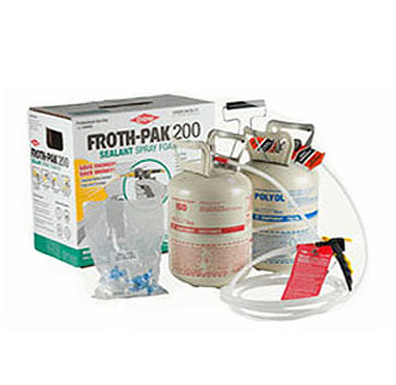 Dow Froth Pak 200 Foam Sealant Kit 1 75 Pcf