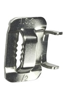 1/2 inch Stainless Steel Banding Buckles (100)