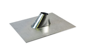 1-1/4 in., Galv. IP Jack / Cone Pipe Flashing, 11x13 Base - 1-1/4 in. Galvanized Roof Pipe Flashing (Ip Jack), 11x13 Base for Shingle Roofs. Fits Flat to 5/12 Pitch. Price/Each.
