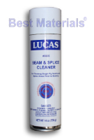 Lucas Solvent Seam Cleaner for Membrane, 14 oz. Can