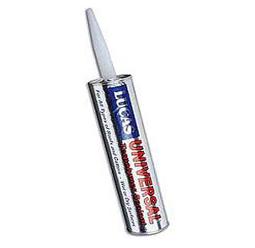 Lucas 6600 Universal Sealant, Vertical Grade, 10.1 Oz tubes (case/12) - Lucas #6600 Universal Sealant, Standard Grade. High-performance, multi-purpose thermoplastic elastomer sealant for Metal Seams, Siding, Roof Flashings on all types of substrates. 10.1 Oz Tubes. 12 Tubes/Case. Price/Case. (see ordering notes in detail view