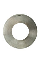 1/2 inch x 100 foot Roll Stainless Steel Banding, 0.020 Thick