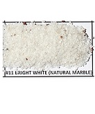 #11 Fire White™ Coated Roofing Granules, 77 Lb Bags (Pallet/36 bags)