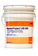 MasterProtect HB 200 (Thorocoat 200) Color Tinted Paint (5G)