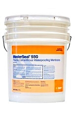MasterSeal 550 (Flextite) Flexible Cementitious Waterproofing  (5G Kit)