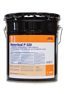 MasterSeal P 220 Primer, 2-Part. 4 Gal Kit