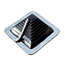#1 Master Flash Square Vent Multi-Flash / Retrofit Flashing, 1-1/2 - 4 in.