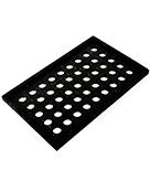 Miro 9 x 15-1/4 inch Rubber Support Pad