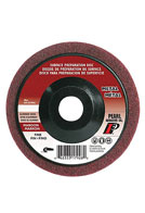 Pearl Abrasive #NW45MF Surface Preparation Wheel, 4-1/2 X 7/8 inch, Fine Grit, Aluminum Oxide (Box/10)