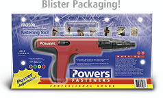 Powers Fasteners P3500 Powder Tool (Blister Pack)