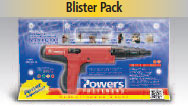 Powers Fasteners PA3500 Powder Tool (Blister Pack)