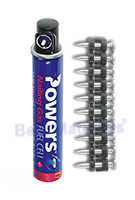 Powers Fasteners Bullseye Pins, 730 Step, Collated. Price/1000.