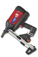 Powers Fasteners C5 Trak-It Gas Fastening Nail Gun, Deep Track