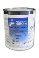 Polyglaze 400 Top Coat, TAN Color, 1-part, Solvent Based (1G)