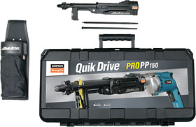 Simpson PROPP150 Quik-Drive Screw Gun, Makita MA687 Adj. Torque - Simpson ProPP150 Quick-Drive Screw Sytem w/ Makita MA687, 0-2500 RPM Adjustable Torque Screwgun. Drives PC Series Flat-Head Screws and Some XS Series. Price/Each.