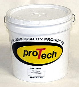 Super Putty Roof Pond Patch & Filler (2G) - Super Putty, Elastomeric Roof Pond Patch and Filling Compound. Pre-Mixed and Ready to Use. 2-Gallon Pail. Price/Pail.