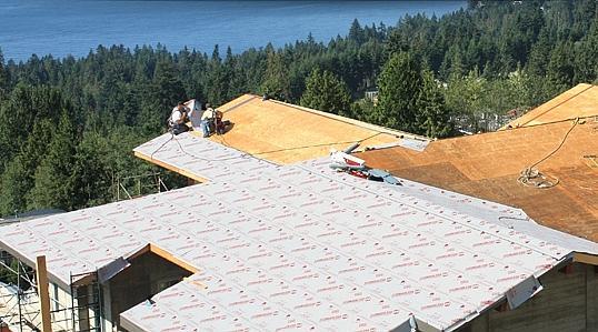 Peel Stick Titanium Psu 30 Roofing Underlayment 2 Sq Roll