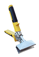 Roofers Choice Hand Seamer, 3 Inch Wide, Straight