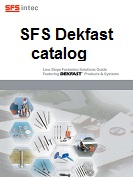SFS DekFast Low Slope Roofing Fasteners General Catalog