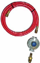 Propane Tank Hook-Up Kit, Low Pressure, POL