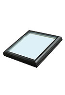 Sun-Tek ICMGII-2525 Fixed Impact Resistant Curb Mount Glass Insulated Skylight, 22-1/2 X 22-1/2 inches (1)