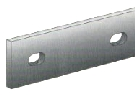 Flat Termination Bar For Below Grade, Plastic (200 Ft) - FLAT TERMINATION BAR, PLASTIC. FOR USE WITH BELOW-GRADE WATERPROOFING MEMBRANES. MOUNTING HOLES ARE 0.26 INCH ROUND EVERY 8-INCHES ON CENTER. 1-INCH WIDE x 50