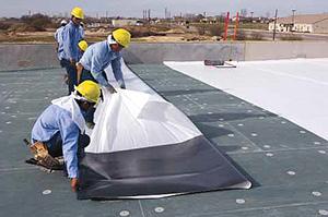 Tpo P S Roofing Membrane 60 Mil White 5 X50
