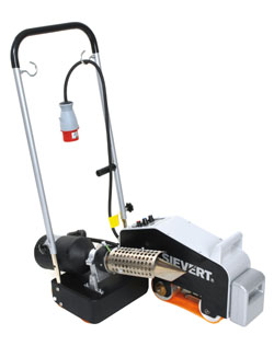 Sievert TW 5000 Hot Air Automatic Roofing Welding Machine - SIEVERT TW 5000 HOT AIR AUTOMATIC ROOFING WELDING MACHINE. INCLUDES STORAGE BOX. PRICE/EACH.