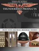 Thunderbird Products | Roof and Deck Drains Catalog
