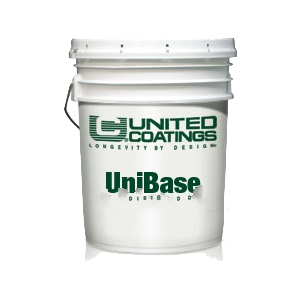 Uni-Tile Sealer LV, Epoxy-Polyamide Penetrating Primer-Sealer (10G) - UNI-TILE SEALER LV, 2-component, quick drying epoxy polyamide penetrating primer/sealer for concrete or wood. Dries Clear. 10-gallon kit (5G A + 5G B components). Price/Kit. (leadtime 2-3 days; special order; Flammable; High VOC; UPS ground or truck ship