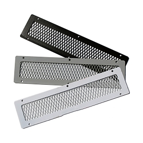 Soffit Vent Animal Guard 4 X 16 In Specify Color