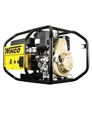 Winco 6010DE Watt Generator, Diesel Powered, Elect.. Start