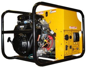 Winco 10,000 Watt Generator, Gasoline Powered, Elect. Start - Winco Model W10000VE 10,000 Watt Generator, 18HP Engine, Electric Start. Price/Each. (battery not included; shipping lead time 2-3 days; truck shipment only; photo ID AND signature required for delivery)