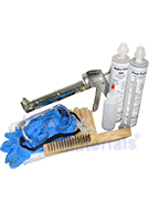 Water Line and Pipe Penetration Leak Sealing Kit