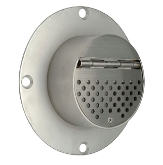 Zurn Zs199 Dc 12 Downspout Cover 12 In 304 Stainless Steel