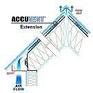 AccuVent Cathedral Vent Extension, 23x48 (box/50)