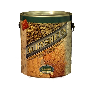 Acrysheen Clear Semi-Gloss Penetrating Sealant (5G) - Acrysheen Clear Semi-Gloss Penetrating Sealant for Concrete, Flagstone, Paint and Masonry. 5 Gallon Bucket. Price/Bucket. (shipping leadtime 1 week)