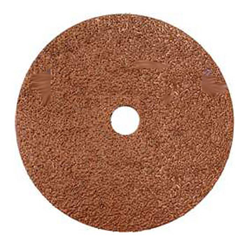 4-1/2 X 7/8 in. C-Type 80 Grit Aluminum Oxide Sanding Discs (25) - 4-1/2 in. X 7/8 inch Sanding Disc. 80 Grit C-Type Aluminum Oxide, Heavy-Duty Bonded, Fiber Backing. 25/Box.