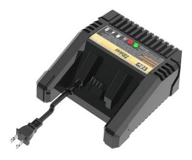 Albion 18V Li-Ion Quick-Charger, 120VAC - Albion #982 18 Volt Lithium-Ion Battery Charger, 120VAC. Quick Charges in 30 minute. Price/Each. (shipping leadtime 1-3 business days)