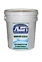 ASI Aquarium Sealant, Bulk 40 LB Pail, Specify COLOR