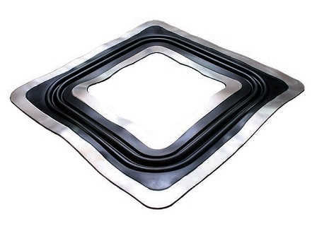 Master Flash 12 Inch Roof Vent Seal Specify Color