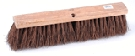 24 in. Floor Broom, Coarse, Poly