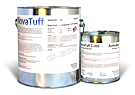NovaTuff C-300 Flexible Epoxy Sealant, GRAY Color, 0.8-Gallon Kit