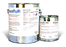NovaTuff C-350 Self Leveling Epoxy Joint Sealant, GRAY Color, 0.8G