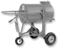 Cleasby C00400, Hi-Lo Boy 55 Gal. Insulated Hot Asphalt Carrier - CLEASBY #C00400, HI-LO BOY 55 GAL. INSULATED HOT ASPHALT CARRIER. PRICE/EACH.
