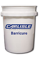 Carlisle CCW Barricure, Chloride Free Curitive (5G)