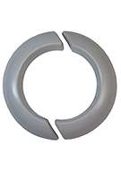 Chemcurb 7.5 Inch ID Round Solid Curb Set (1-Pair)